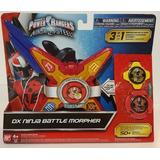 Brinquedo Power Rangers Ninja Morfador Ninja De Batalha