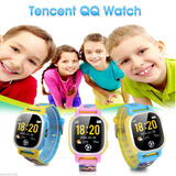 Tencent Qq Smart Watch Niños Teléfono Gps Rastreador Wifi