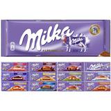 Chocolate Barra Milka 250g/300g Importado - Vários Sabores
