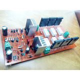 Modulo Etapa Amplificadora 300w Rms Mono Transistor Pro