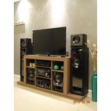 Mueble Para Home Theater Sony Muteki *el Mas Vendido De Ml*