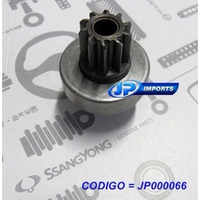 Bendix Motor Partida Actyon Kyron Rexton Impulso 66115-11705