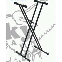 Paral Para Teclados Doble X Reforzados Sky-512