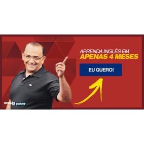 Curso Inglês Do Jerry Completo + Brindes + Mairo 4.0