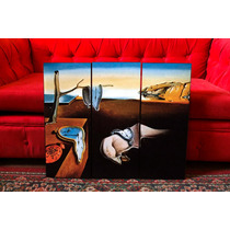 Cuadros Modernos Dalí - La Persistencia Del Tiempo - Arte