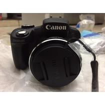 Câmera Semi-profissional Canon Power Shot Sx50 Hs