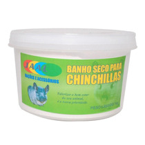 Talco Para Banho De Roedores 1kg Hamster, Chinchila