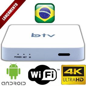 Btv 9 Smart Tv Box 4k Android 6.1 Netflix Chromecast
