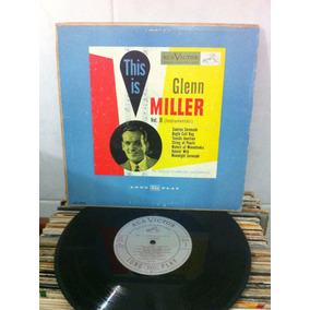 Lp 10 Polegadas This Is Glenn Miller Vol. Ii Instrumentals