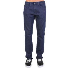 Calça Jeans Billabong Around Marinho