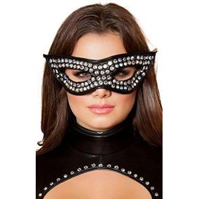Accesorio Atractivo De Halloween De La Máscara De Ojo De La
