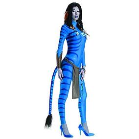 Los Deseos Secretos Avatar Neytiri Del Traje, Azul, Xs (0/2