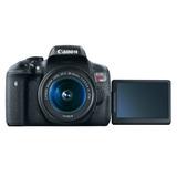 Camara Canon Reflex Rebel T6i 24mpx Kit Lente 18-55 Is Msi