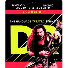 Encordoamento Guitarra 009 /050 Dimebag Darrell - Dr Strings