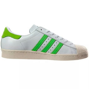 Tenis Originals Superstar 80s Hombre adidas By9048