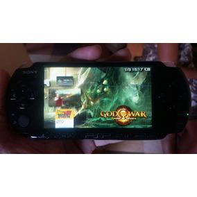 Playstation Sony Psp 3001 Usado Desbloqueado