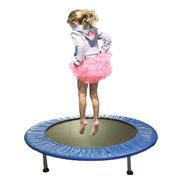 Mini Cama Saltarina 1m De Diametro Para Niños