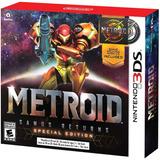 Metroid Samus Return Edicion Especial / Special