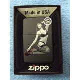 Encendedor Zippo Red Shoe Girl, Serie 2 N°1