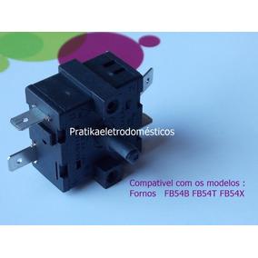 Chave Seletora Do Forno Electrolux Fb54b Fb54x