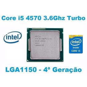 Processador Intel Core I5 4570 3.6ghz 6mb Lga 1150, Novo