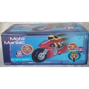 Moto Maniac Kreisel
