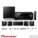 Pioneer Home Theater Htp-074 Hdmi 5.1 4k Bt Dts Hd