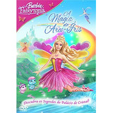 Dvd Barbie Fairytopia - A Magia Do Arco-iris