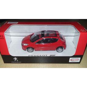 Rastar Peugeot 207 1/43