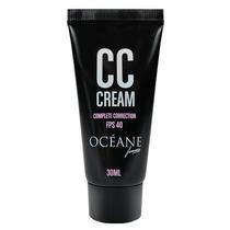 Cc Cream Complete Correction Spf40 Océane - Base Para Rosto