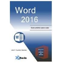Word 2016: Curso Practico Paso A Paso (en Papel Envío Gratis