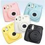 Camara Instantánea Fuji Instax Mini 8 Con Film Para 10 Fotos
