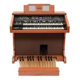 Órgão Eletrônico Tokai - T4 Marrom Vengue