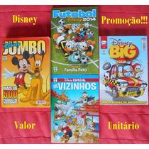 Disney Especial Temático Big Jumbo - Super Promoção!!!
