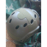 Casco Ideal Para Airsoft Y Paintball