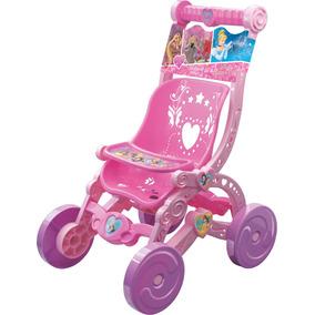 Carrinho De Boneca Princesas Da Disney - Lider Brinquedos