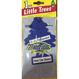 Ambientador Para Carro Tipo Pinito Little Trees Talla Xl