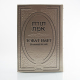 Torat Emet Edicion Especial En Dorado O Plateado (consultar)