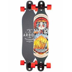 Skate Longboard Arbor Axis Gt 40 - Verde