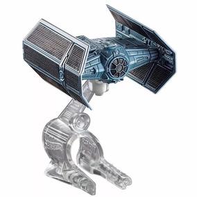 Hot Wheels Star Wars Nave Darth Vader Tie Advanced X1