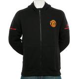 Campera Anthem Squad Manchester United adidas Sport 78