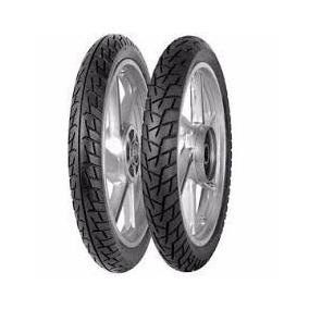 Par Pneu Titan Cg Ybr 90/90-18 + 2.75-18 Pirelli Formula