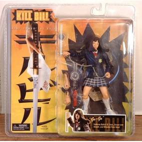 Figura Neca Kill Bill Tarantino - Go-go - Boneco Figure