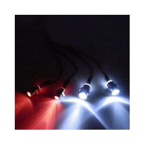 Farol De Led 5mm E Lanterna De Led 3mm Automodelo