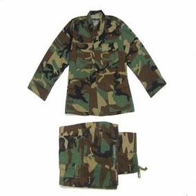 Uniformes Militares Us Army Originales Woodland Acu Desert
