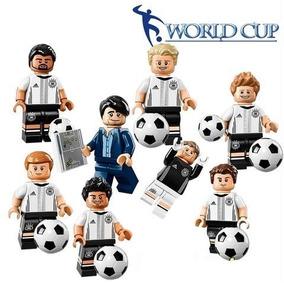 Abada Da Copa De Bloco - Bonecos Lego no Mercado Livre Brasil aa75ef9a6ef09