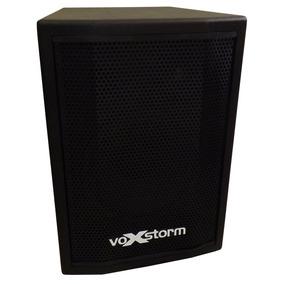 Caixa Acustica Amplif Trapezoidal Vsa 2000 08 Voxstorm