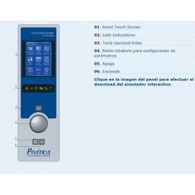 Pratica Tscg20 Horno Sistema Inteligente Electrico 10 Charol