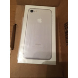 Iphone 7 * 32gb * Silver * Sellado En Caja
