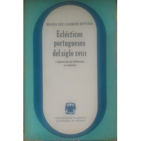 Eclécticos Portugueses Del Siglo Xviii